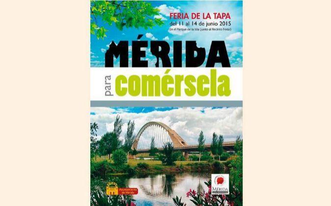 La I Feria de la Tapa de Mérida agrupa a 13 establecimientos de la ciudad.