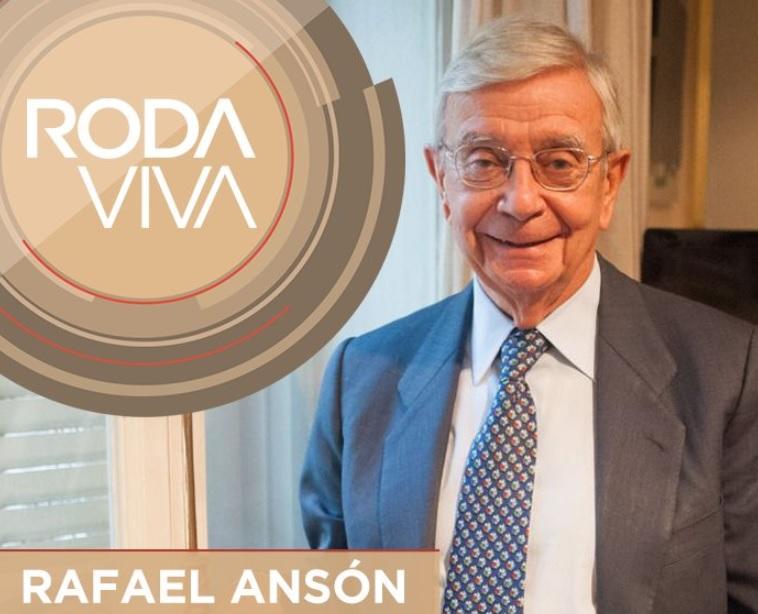 O Roda Viva recebe o presidente da Academia Ibero-Americana de Gastronomia