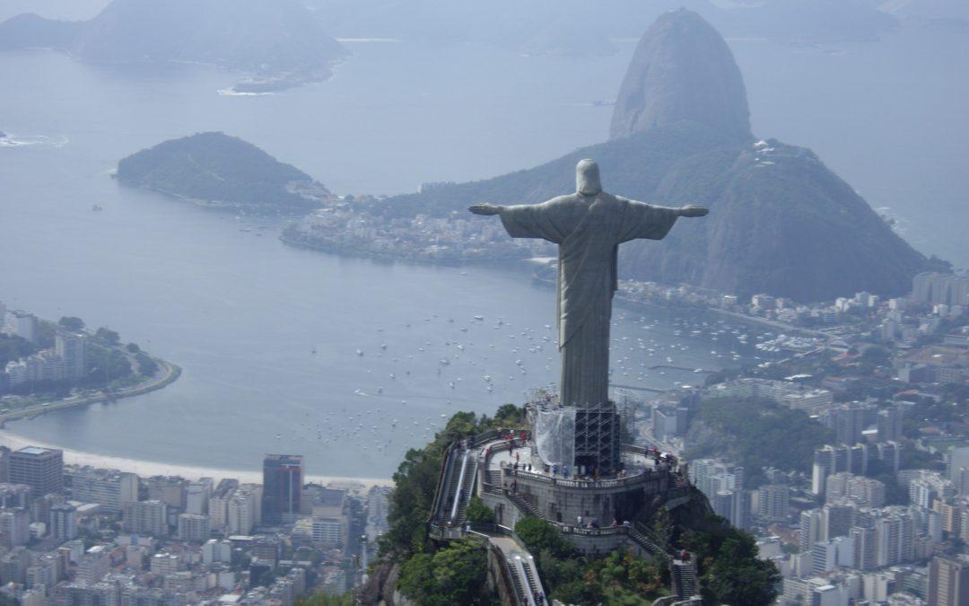 Rio de Janeiro en Ronda Iberia mayo