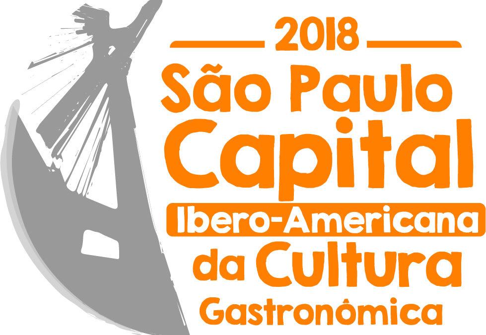 Sao Paulo, Capital Iberoamericana de la Cultura Gastronómica 2018