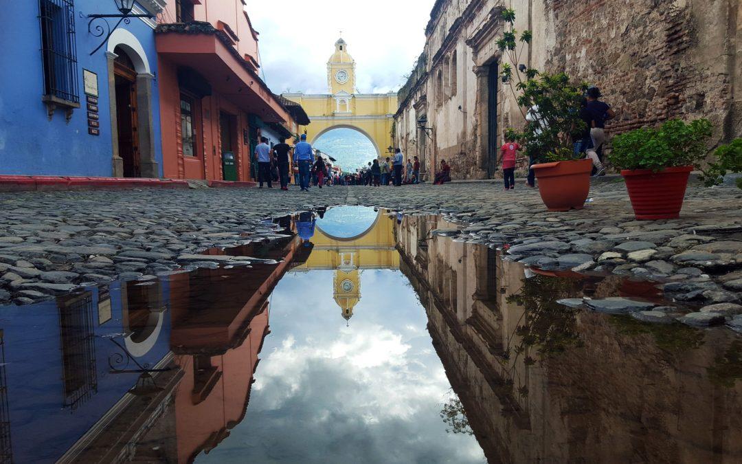 Ciudad de Guatemala en Ronda Iberia febrero