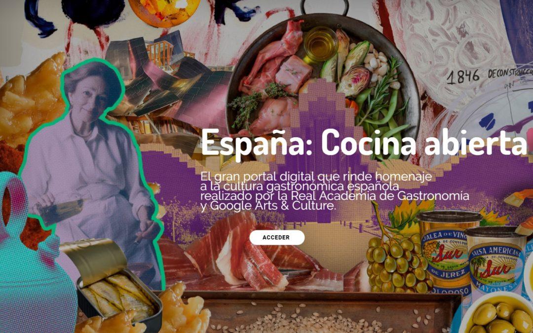 La gastronomía llega a Google Arts & Culture