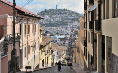 Quito en Ronda Iberia marzo