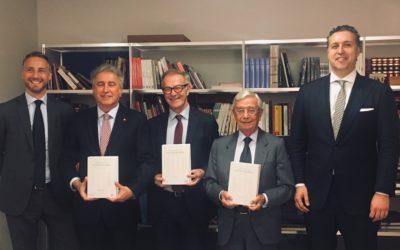 José Guirao presenta el Diccionario de Gastronomía de la AIBG y LID editorial
