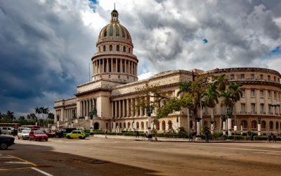 La Habana en Ronda Iberia abril