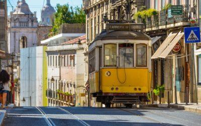 Lisboa en Ronda iberia mayo