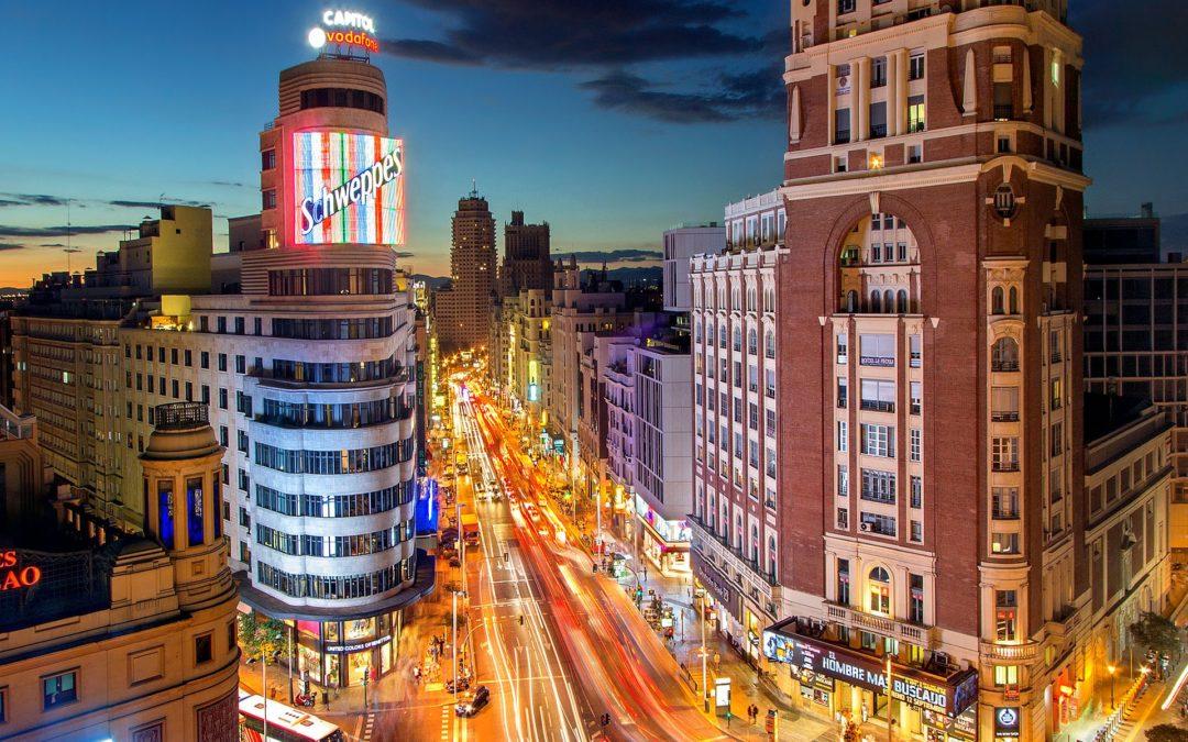 El Ayuntamiento de Madrid, importantes empresas e instituciones y la AIBG se reúnen para promover la oferta gastronómica de la ciudad