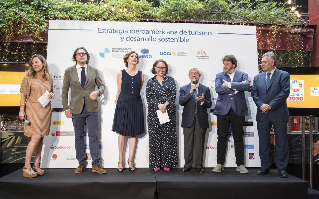 Se presenta la Estrategia Iberoamericana de Turismo y Desarrollo Sostenible