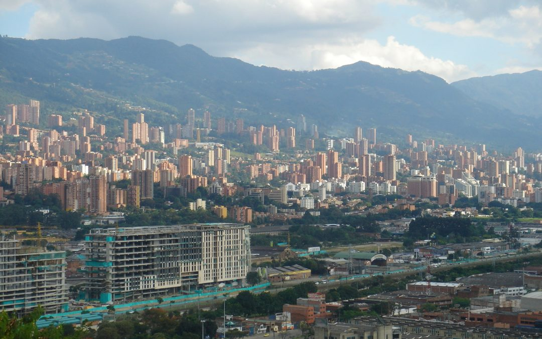 Medellín en Ronda iberia septiembre