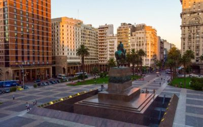 Montevideo en Ronda Iberia octubre