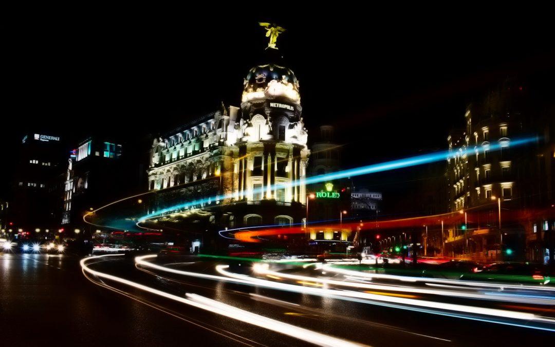 Madrid en Ronda Iberia noviembre
