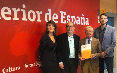 Radio Televisión Española y la AIBG renuevan su convenio de colaboración
