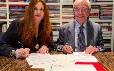 Para desarrollar CULTOURFAIR Madrid, la AIBG firma convenio de colaboración con MITM Events