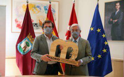 El Ayuntamiento de Madrid y la AIBG suscriben un protocolo de actuación