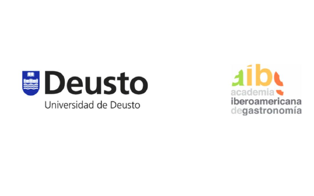 La AIBG suscribe un acuerdo de colaboración con la Universidad de Deusto