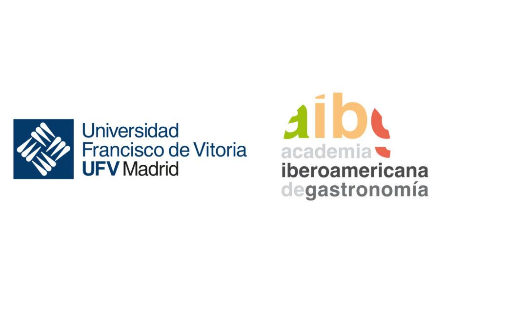 La AIBG suscribe un convenio de colaboración con la Universidad Francisco de Vitoria