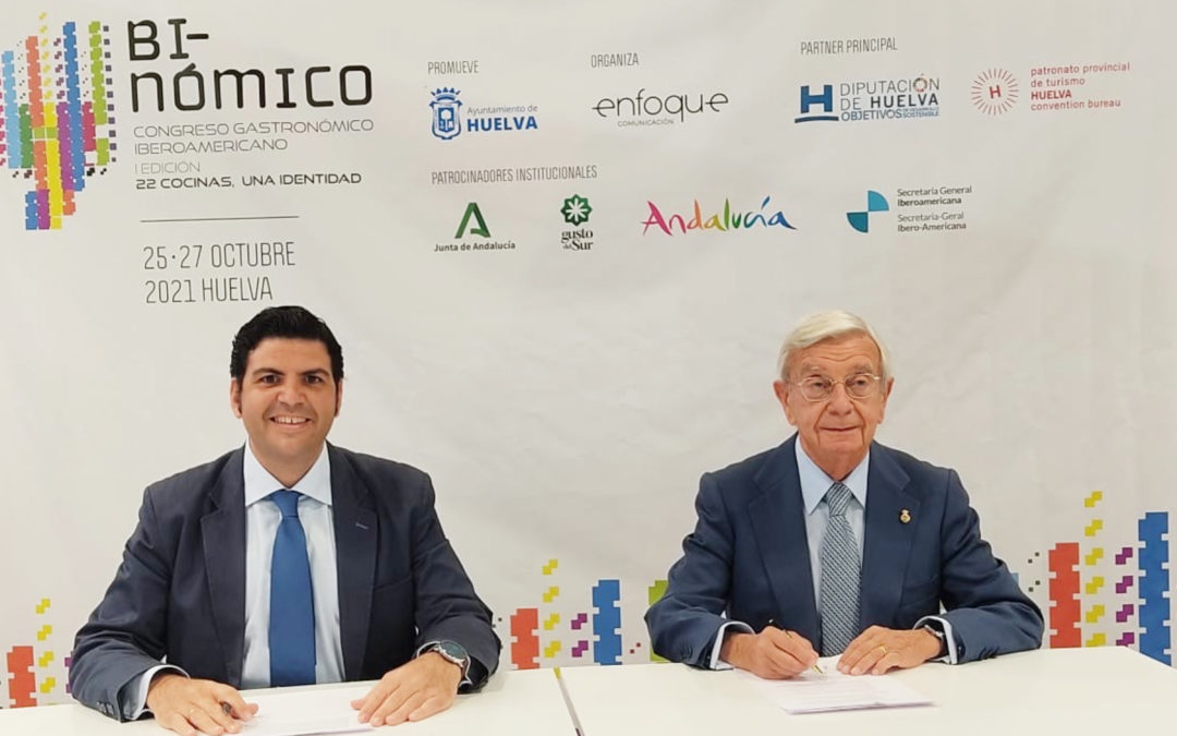 La AIBG suscribe un acuerdo de colaboración con Enfoque Comunicación